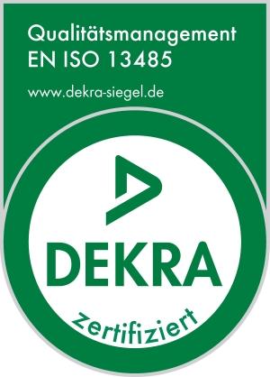 Qualitätsmanagement<br /> EN ISO 13485